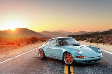 Singer Vehicle Design -
