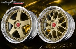 shallen V-Series LIMITED COLOR - shallen V-series, shallen V-series Limited Gold