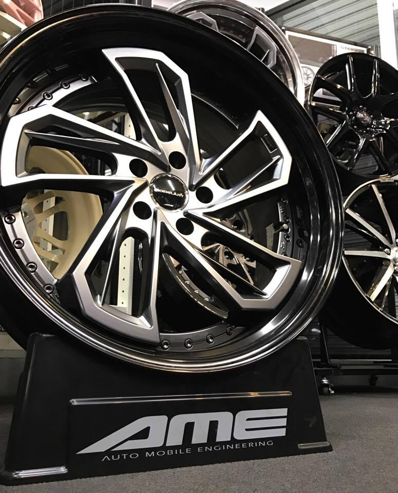 ALLOY WHEELS 101: TYPES OF DISKS -