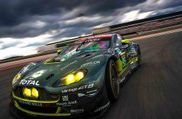 24 heures du Mans - Aston Martin Vantage GTE - Aston Martin, 24 heures du Mans, MOTOR SPORTS
