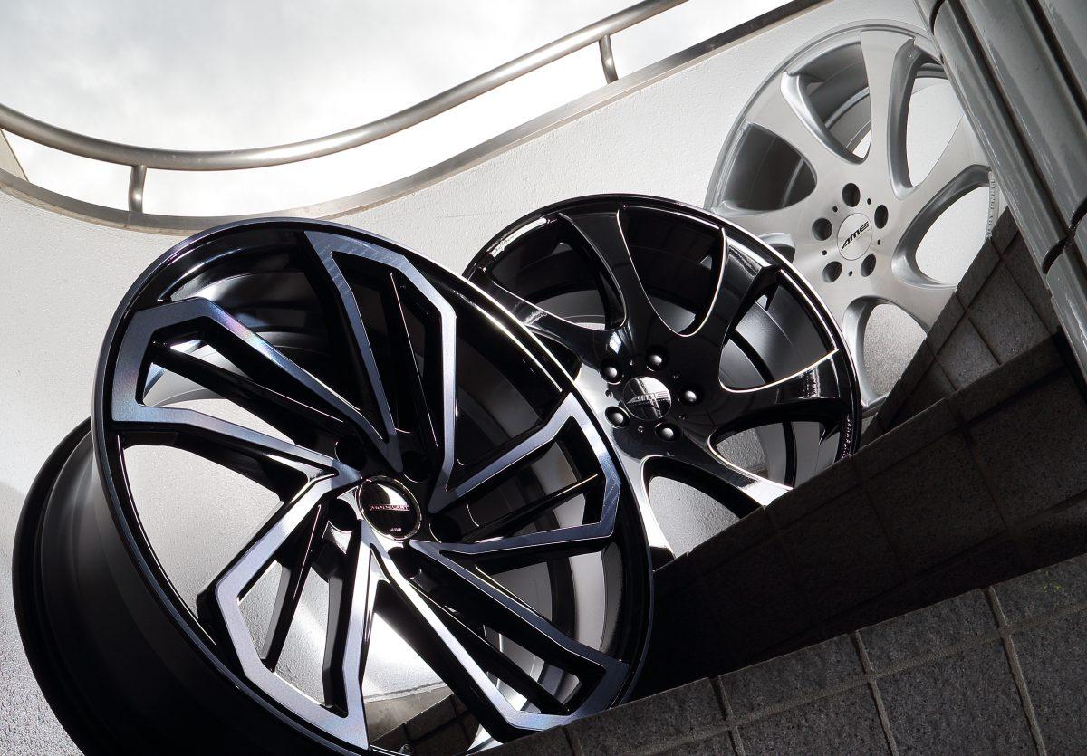 コンケイブ+ツイスト。トレンド全開のリヴァイバーモノブロック - MODELART REVIVER MONOBLOCK, AME Wheels, AME Wheel, AME
