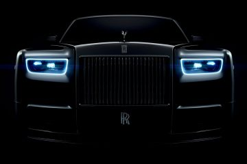 Rolls-Royce Phantom 2018 - Rolls-Royce Phantom