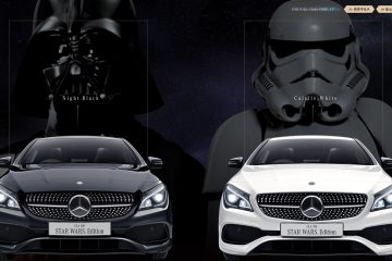 BENZ JAPAN x STAR WARS EDITION TO LIFE -