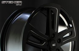 To change it.   STEINER SF-C - AME Wheels STEINER SF-C