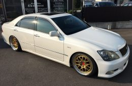 シャレン VMX Limited Gold × 18# CROWN - shallen V-series VMX, shallen V-series, AME Wheels, shallen V-series Limited Gold