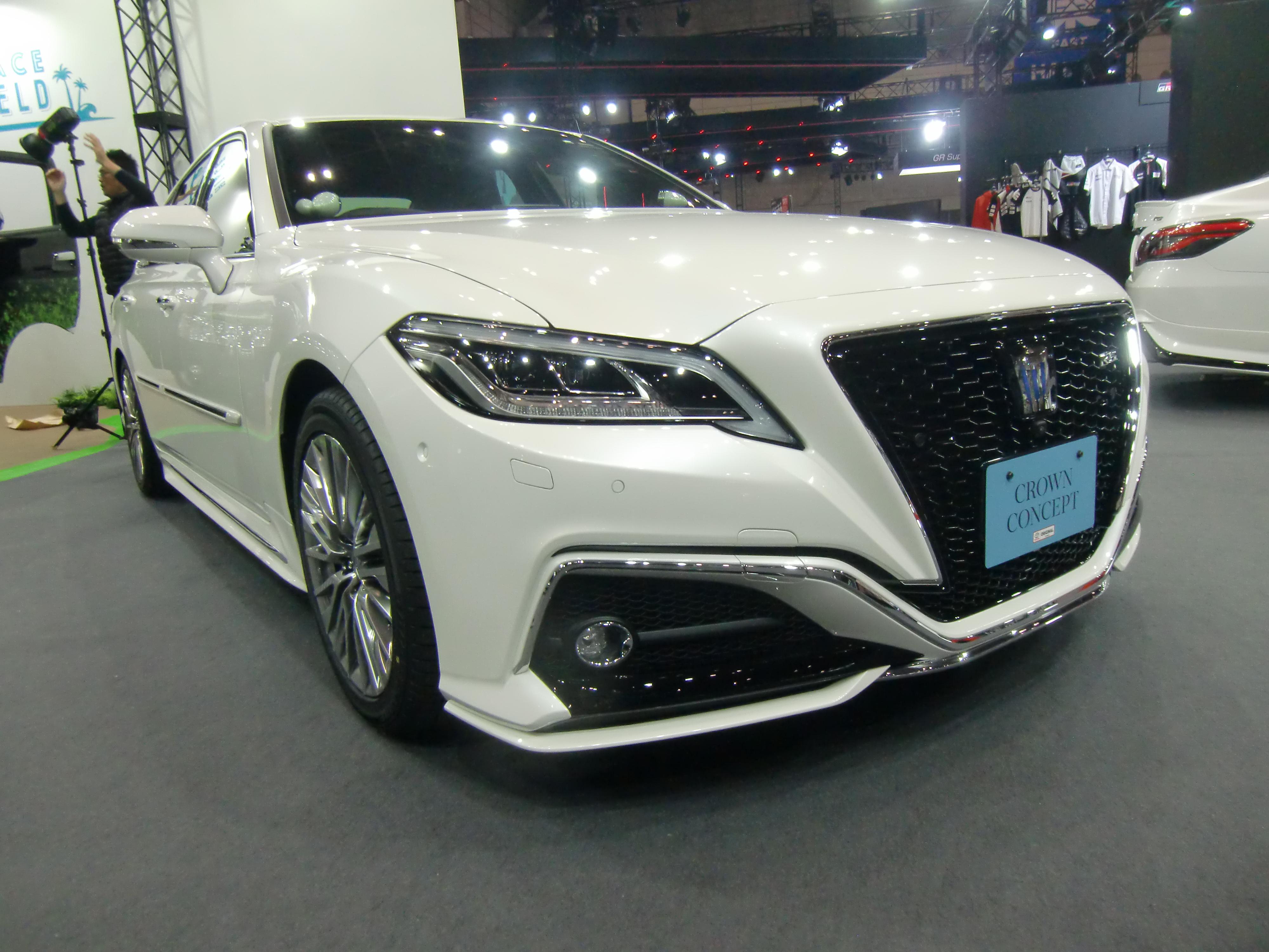 2018 TOKYO AUTO SALON -