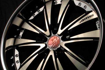 "AMEモデル紹介 ""THE SAMURAI-WHEEL""『モデラート ブラスター』 - AME Wheels, modelart brasster"