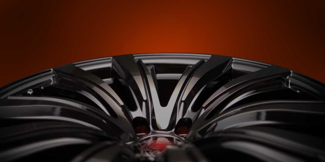 引き算の美学。ブラスターモノブロック。 - AME Wheels, AME, modelart brasster monoblock