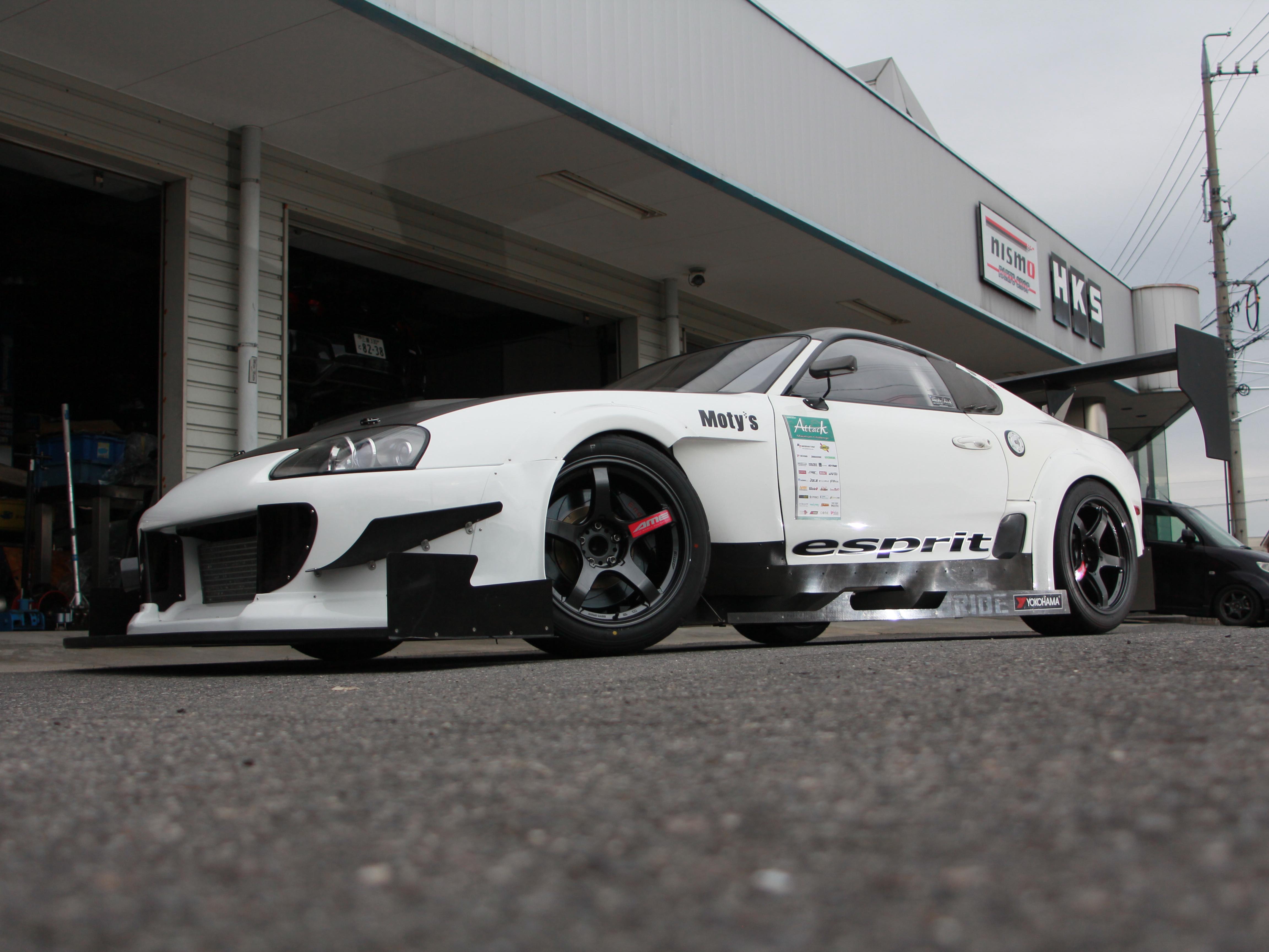 """聖地""""SUZUKA""""に挑む【AMEトレーサーGT-V】 - AME Wheels, AME, Alloy wheels, TRACER GT-V"""