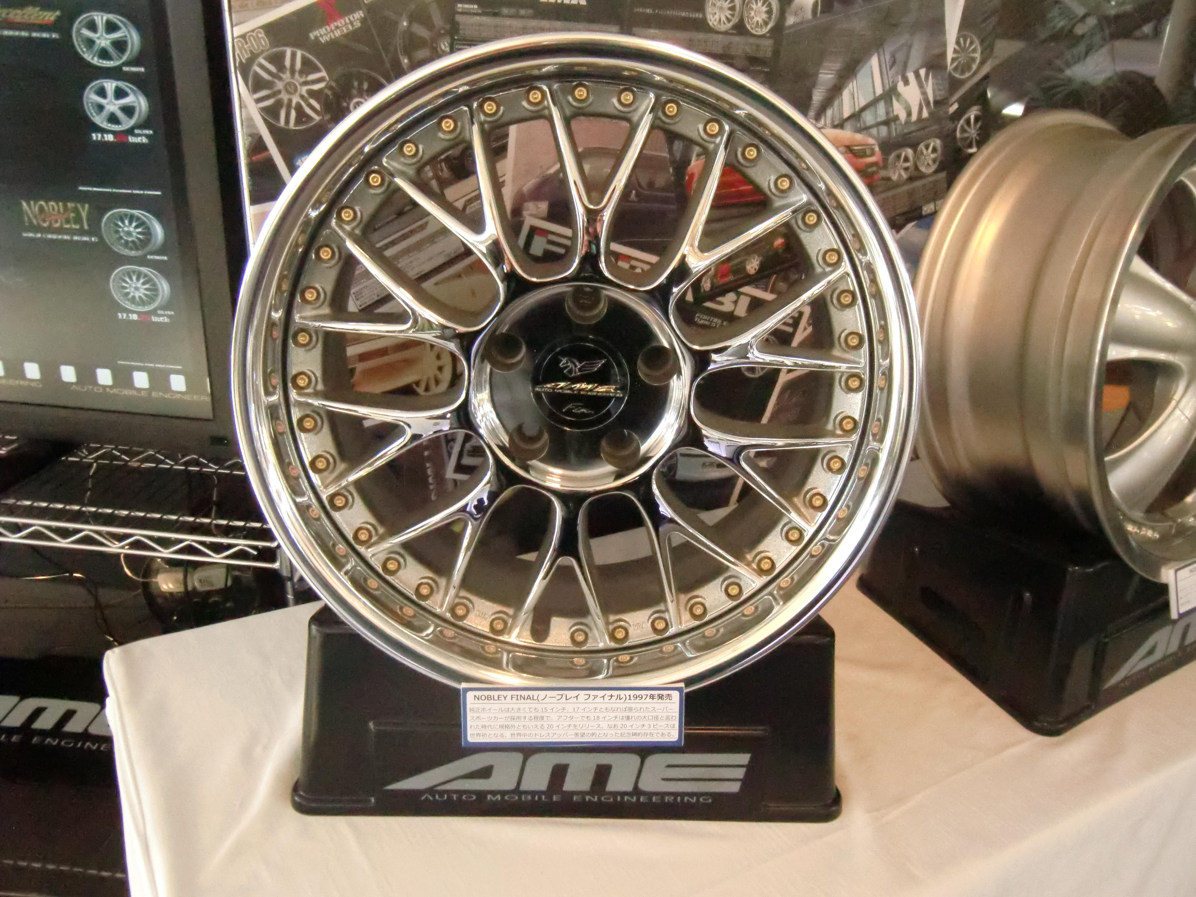 2019 KYOHO SHOW-DAN KAI - CAR SHOW, AME Wheels, AME Wheel, AME, TRACER TM-02, SHALLEN, TRACER GT-V