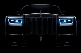 Rolls-Royce Phantom 2018 - Rolls-Royce, Phantom