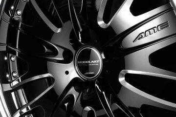 """孤高のディッシュ""""AMEモデラート ブレイザー"""" - AME Wheels, AME, modelart brazzer"""