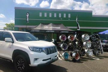 Wagon Resort Japan 2019に出展いたしました! - shallen L.O.D, AME Wheels, AME, AME Wheel, TRACER, LOWENHART